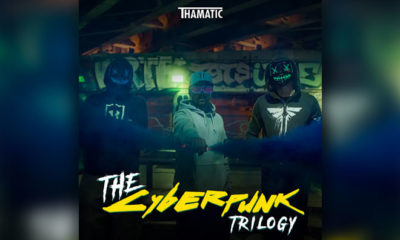 Explore Synthwave Sounds On 'The Cyberpunk Trilogy' EP