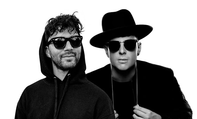 """R3HAB & Timmy Trumpet Team Up On High-Energy Record """"911"""", OUT NOW!"""