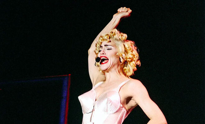 20 Years Of The Blond Ambition Tour