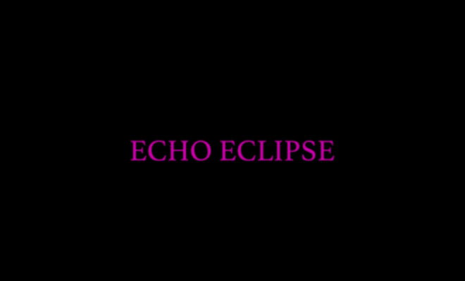 Meet Electronic Music Producer From Manchester Echo-Eclipse