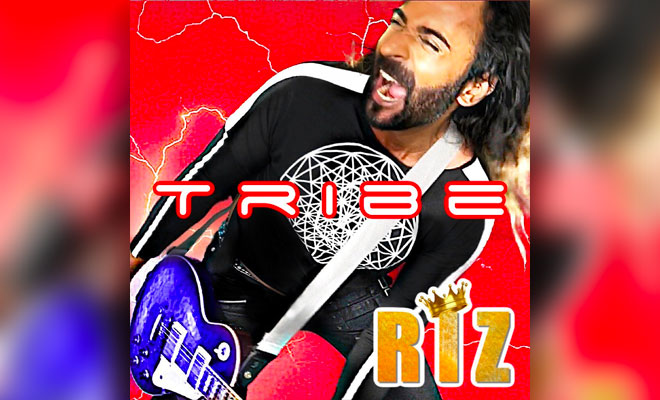 "Exclusive Premiere: RIZ Unleashes A Headbanging Rock Song, ""Tribe"""
