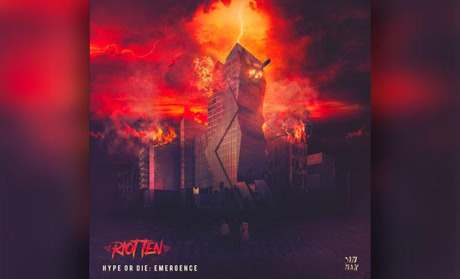 "Riot Ten Releases Genre-Bending 7-Track ""Emergence"" EP On Dim Mak Records"