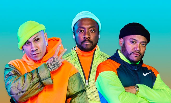 Video Premiere - Black Eyed Peas ft. El Alfa - No Mañana