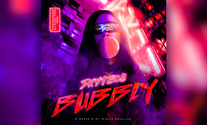"Skytech's Twisted/Dark Big-Room ""Bubbly,"" Out Now On R3HAB's Label"