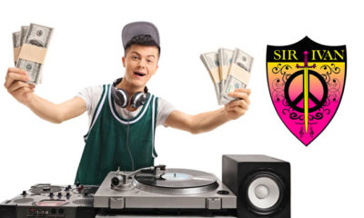 Sir Ivan Is Helping Out-Of-Work DJ's, Enter This Competition To Win $5,000