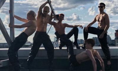 """Ukrainian Boyband Kazaky Drops Pride Anthem, """"Fucking Beautiful"""""""
