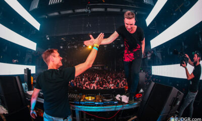 "Armin van Buuren & Nicky Romero Drop ""I Need You To Know"" + Virtual B2B Live Set"