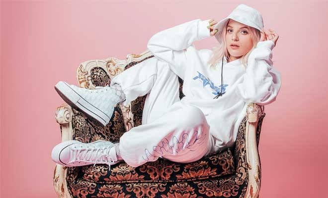 """GG Magree's New Single """"Nervous Habits,"""" Ft. Alt-Punk Singer Joey Fleming"""