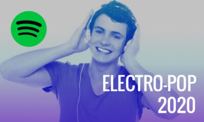 electro-pop playlist spotify