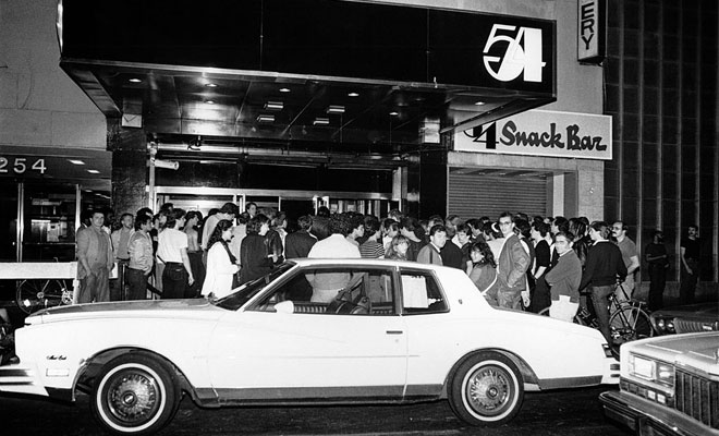 studio 54 club entrance