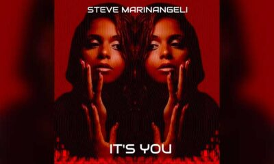 new love song by Steve Marinangeli