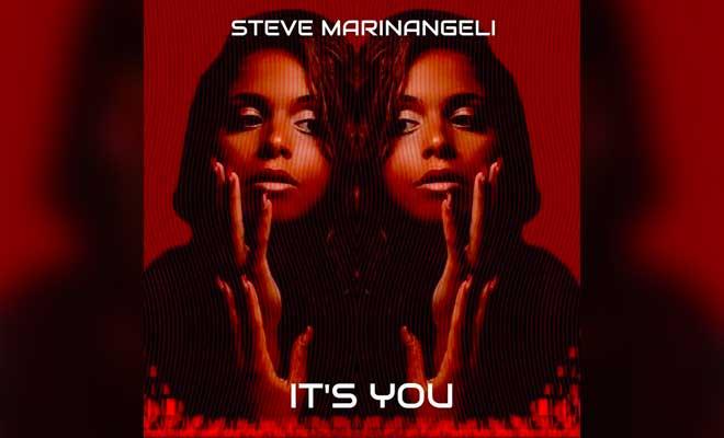 new love song by Steve Marinangeli