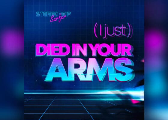"""(I Just) Died In Your Arms"" Synthwave Aesthetic"
