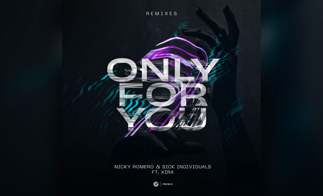 "multi-genre remixes ""Only For You"""