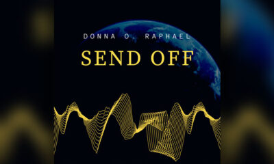 spacey electronic music Donna O. Raphael