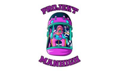 trippy new music video Projekt Manhigh