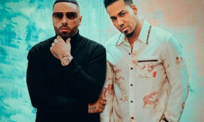 Latin Music Artists Nicky Jam Romeo Santos