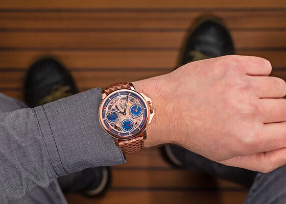The Interesting Case Of Tufina Watches
