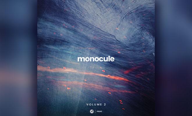3-track EP Monocule (Volume 2)