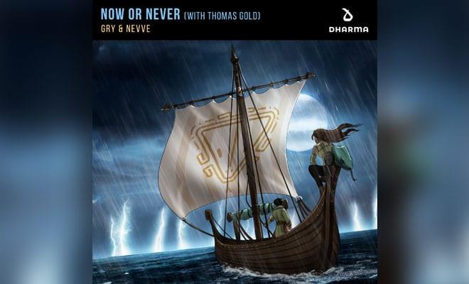 GRY Nevve Thomas Gold