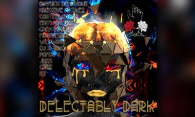 house music compilation album Delectably Dark