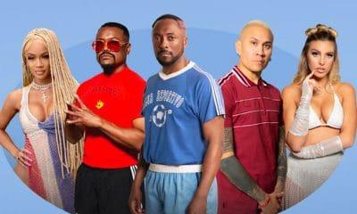 Black Eyed Peas members