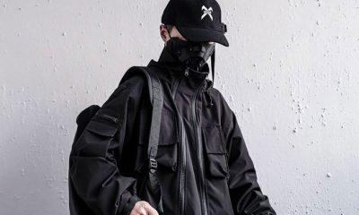 techwear jackets